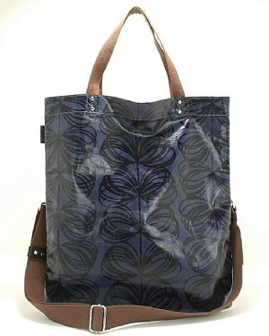 Orla Kiely Spirograph Stem Print Book Bag