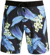 Rusty Pyre Swimming Shorts Blue