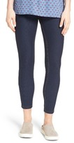 Hue Women's Essential Denim Skimmer Leggings