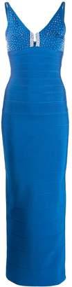 Herve Leger 2000's bandage dress