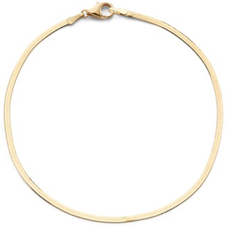 Lana Liquid Gold Chain Bracelet