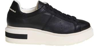 Manuel Barceló sneakers In Black Leather