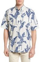 Reyn Spooner Men's Walea Classic Fit Sport Shirt