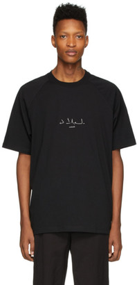 Song For The Mute Black Parents Raglan T-Shirt