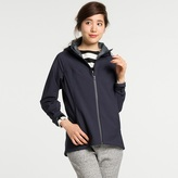 Women Blocktech Hooded Rain Jacket