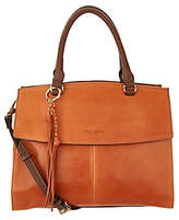 Tignanello Vintage Leather Convertible Satchel