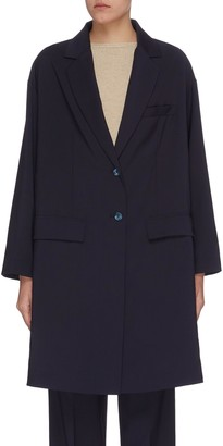 Barena 'Giordana' notch lapel overcoat