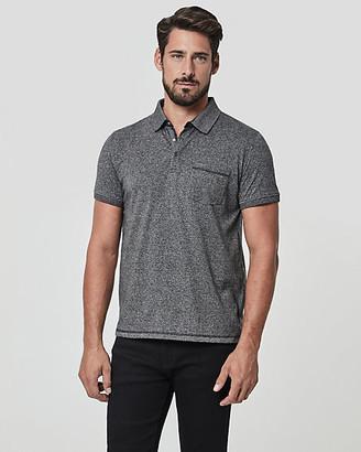 Le Château Tonal Cotton Blend Polo Shirt