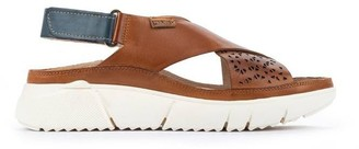 PIKOLINOS Leather Sport Sandals - Petra