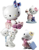 Nao by Lladro Hello Kitty Collection