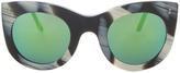Illesteva Boca Cateye Sunglasses