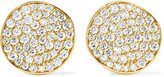 Ippolita Glamazon® Stardust Flower 18-karat Gold Diamond Earrings - one size