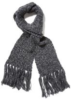 John Varvatos Long Knit Scarf