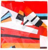 Emilio Pucci striped scarf
