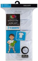 Fruit of the Loom Toddler Boy 7-pk. Signature Ultra Soft Tees