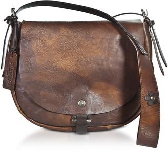 Chiarugi Genuine Leather Medium Shoulder Bag