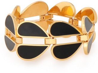 Kate Spade Gold-tone Enamel Bracelet