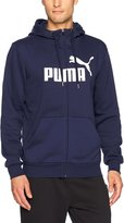 Puma Men's Ess No.1 Fz Hoody Fl