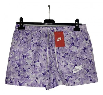Nike Purple Shorts for Women