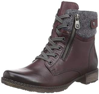 Remonte Women's D4379 Combat Boots