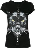 Marcelo Burlon County of Milan panther print T-shirt