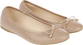 Accessorize Coralie Basic PU Ballerina Flats