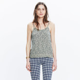Madewell Button-Back Sweater-Tank