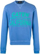 DSQUARED2 Caten California sweatshirt - men - Cotton - S