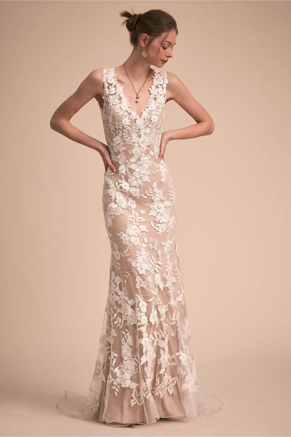 BHLDN Liesel Gown