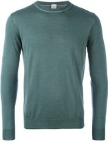 Eleventy crew neck jumper