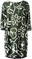 Aspesi oversized floral dress - women - Cotton - 38