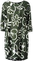 Aspesi oversized floral dress - women - Cotton - 40