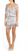 Paige Women's Olympia Silk Blouson Dress