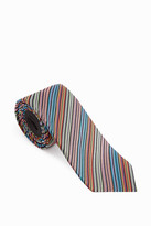 Missoni Wide Zigzag-Knit Tie