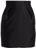 Alexandre Vauthier Straight Mini Skirt