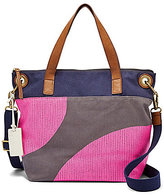Fossil Keely Dotted Tote