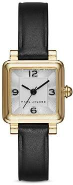 Marc Jacobs Vic Leather Watch, 20mm x 20mm