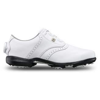 Foot Joy Women's DryJoys Boa Golf Shoes White 8 M US