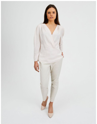 Basque Cotton Sateen Pant