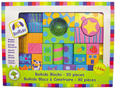 Boikido 30-Piece Wooden Building Block Set