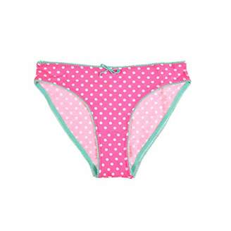 Camilla And Marc Girls' Panties Size 12/14 Years (152/164 cm) Caramel Pink