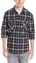 Quiksilver Men's Everyday Flannel Long Sleeve Shirt