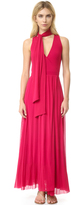 Fuzzi Sleeveless Maxi Dress