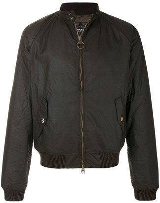 Barbour Merchant wax jacket