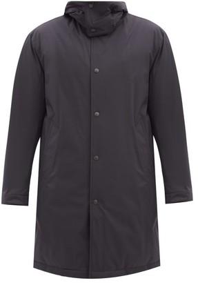 Moncler High-neck Padded Hooded Parka - Black