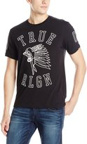 True Religion Headdress Graphic T-Shirt L