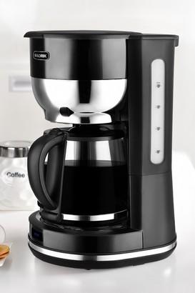 Kalorik 10 Cup Retro Coffee Maker - Black