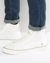 G Star G-Star Scuba Hi Top Sneakers