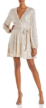 Bardot Bellissa Sequin Dress