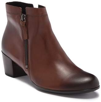 Ecco Leather Ankle Boot